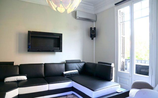Отель Design Guestroom Barcelona Arc de Triomf Барселона комната для гостей
