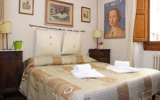 Апартаменты Art Apartment Sdrucciolo dè Pitti комната для гостей