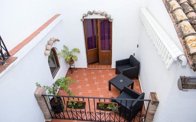 Отель Pension Oliva Испания, Олива - отзывы, цены и фото номеров - забронировать отель Pension Oliva онлайн вид на фасад