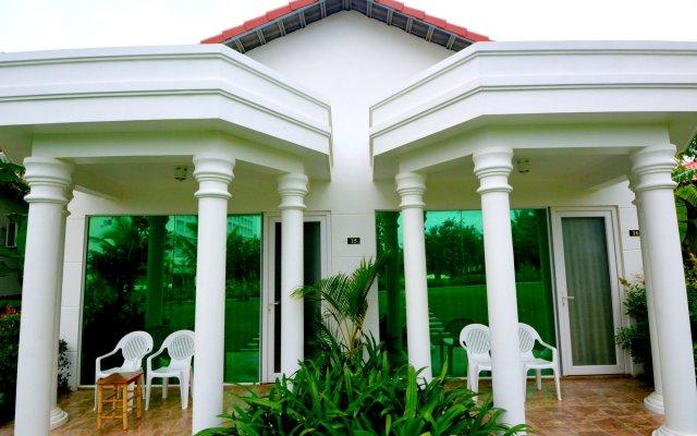 Отель Dessole Beach Resort Nha Trang Вьетнам, Кам Лам - отзывы, цены и фото номеров - забронировать отель Dessole Beach Resort Nha Trang онлайн вид на фасад