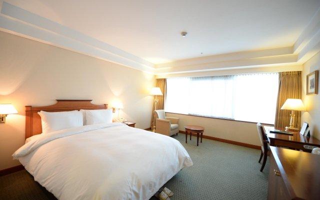 Отель Inter-Burgo Южная Корея, Тэгу - отзывы, цены и фото номеров - забронировать отель Inter-Burgo онлайн комната для гостей