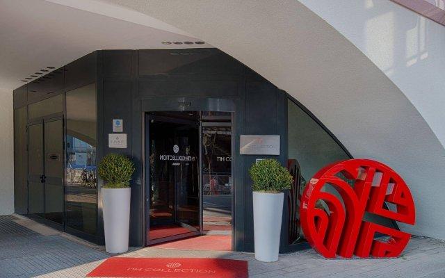 Отель NH Collection Genova Marina вид на фасад