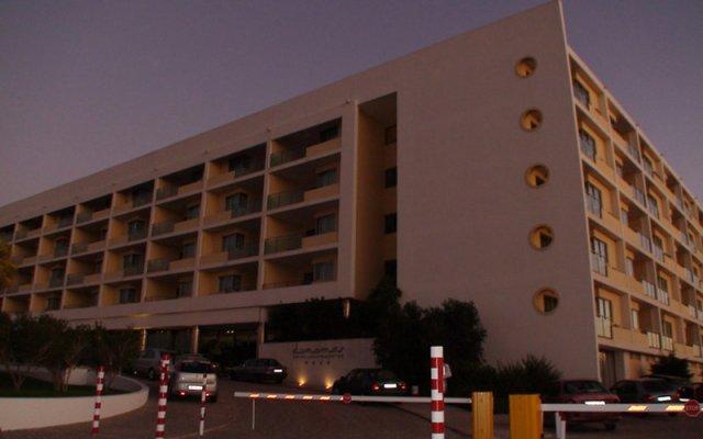 Отель Dunamar вид на фасад