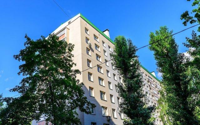 Гостиница Domumetro na Rossoshanskoy в Москве отзывы, цены и фото номеров - забронировать гостиницу Domumetro na Rossoshanskoy онлайн Москва вид на фасад