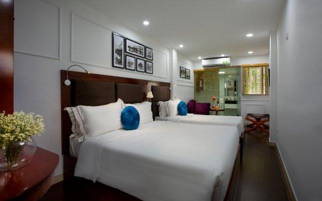 Antique Angel Hotel комната для гостей