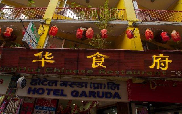 Отель OYO 144 Hotel Zhonghau Непал, Катманду - отзывы, цены и фото номеров - забронировать отель OYO 144 Hotel Zhonghau онлайн вид на фасад