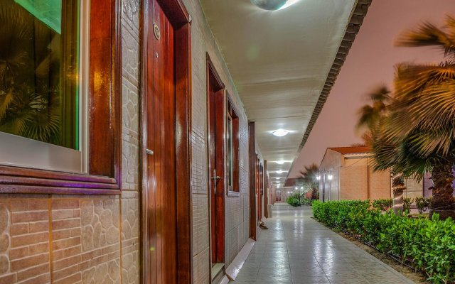 Отель Marhaba Hotel and Resort ОАЭ, Шарджа - отзывы, цены и фото номеров - забронировать отель Marhaba Hotel and Resort онлайн вид на фасад