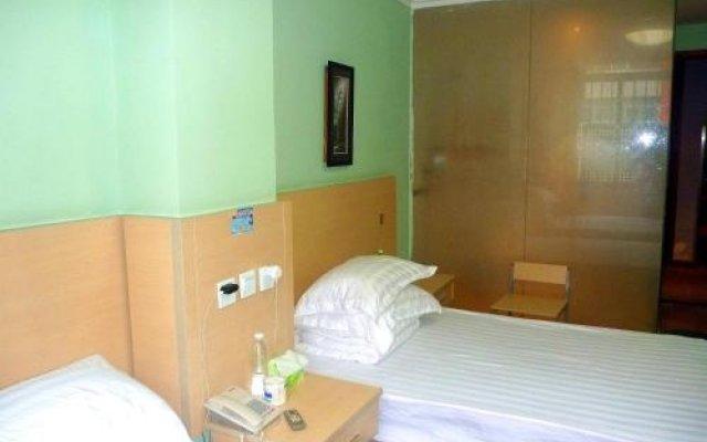 Отель Jiale Hotel Китай, Шэньчжэнь - отзывы, цены и фото номеров - забронировать отель Jiale Hotel онлайн комната для гостей