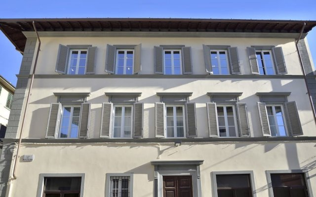 Отель Drago D'oro Suites Флоренция вид на фасад