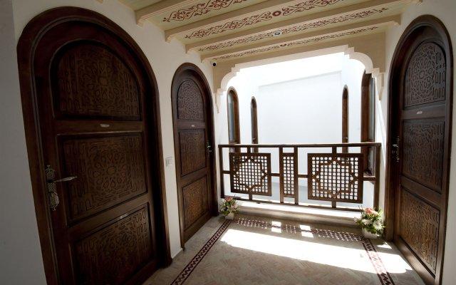 Отель Dar Yasmine Марокко, Танжер - отзывы, цены и фото номеров - забронировать отель Dar Yasmine онлайн вид на фасад