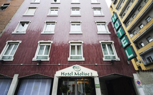 Hotel Molise 2 вид на фасад