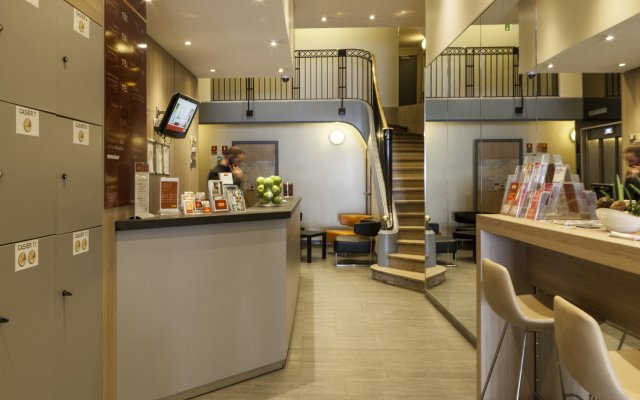 Hôtel balladins Lille 1