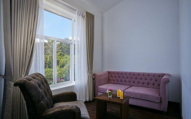 Отель Galway Forest Lodge Hotel Nuwara Eliya Шри-Ланка, Нувара-Элия - отзывы, цены и фото номеров - забронировать отель Galway Forest Lodge Hotel Nuwara Eliya онлайн комната для гостей