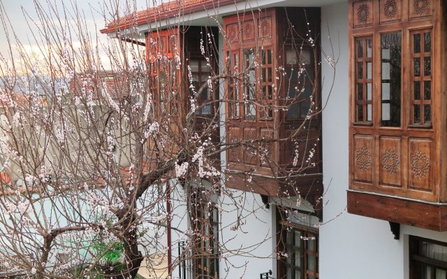 Отель Ephesus Paradise вид на фасад