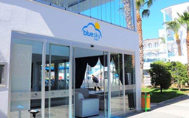 Blue Sky Otel Турция, Кемер - отзывы, цены и фото номеров - забронировать отель Blue Sky Otel онлайн вид на фасад