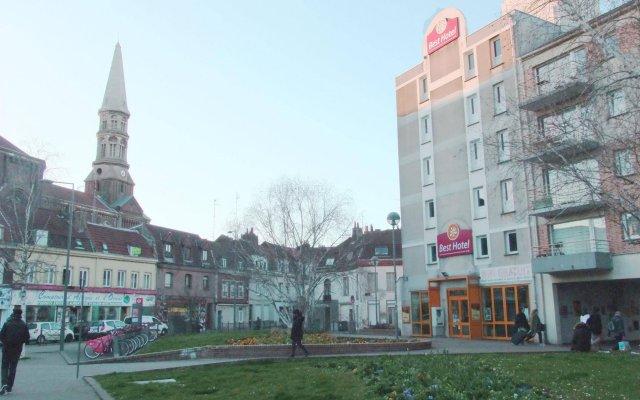Best Hôtel Lille 0