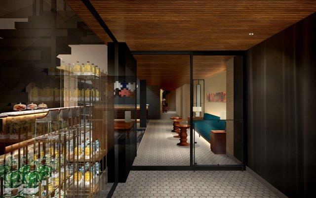 Отель The Royal Park Canvas - Ginza 8 Япония, Токио - отзывы, цены и фото номеров - забронировать отель The Royal Park Canvas - Ginza 8 онлайн вид на фасад
