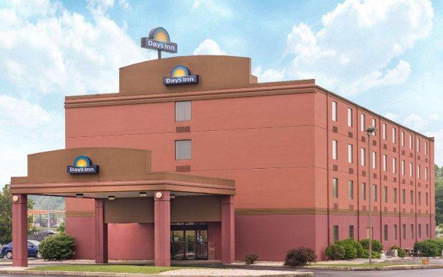 Отель Days Inn Lebanon Fort Indiantown Gap вид на фасад