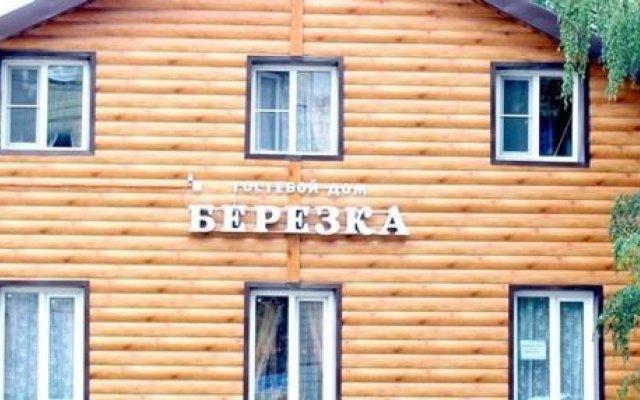 Гостиница Guest House Berezka в Тихвине отзывы, цены и фото номеров - забронировать гостиницу Guest House Berezka онлайн Тихвин вид на фасад