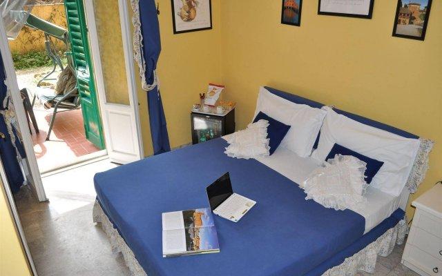 Отель Relais Firenze Stibbert комната для гостей