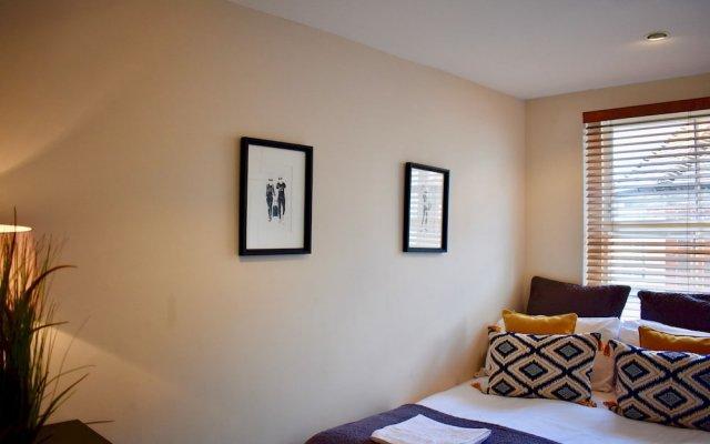 Отель Central Regency Townhouse Brighton комната для гостей
