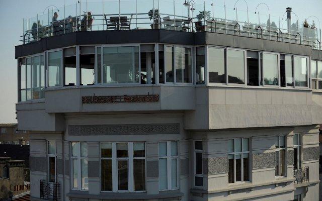 Adamar Hotel - Special Class вид на фасад