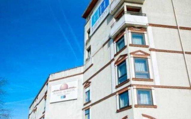 Отель Appart Hotel Nouvel Horizon Франция, Тулуза - отзывы, цены и фото номеров - забронировать отель Appart Hotel Nouvel Horizon онлайн вид на фасад