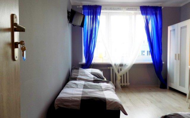 City Central Hostel Swidnicka комната для гостей