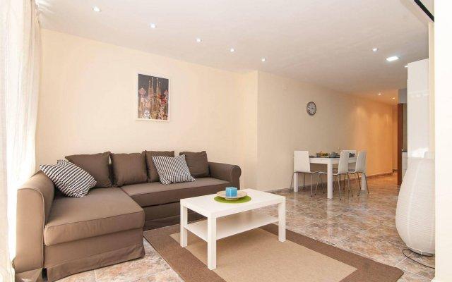 Апартаменты Bbarcelona Apartments Diagonal Flats Барселона комната для гостей