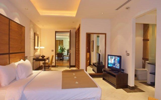 Апартаменты Aspasia Kata Luxury Resort Apartment пляж Ката Яй комната для гостей