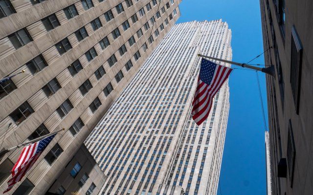 Отель Symphony House США, Нью-Йорк - отзывы, цены и фото номеров - забронировать отель Symphony House онлайн вид на фасад