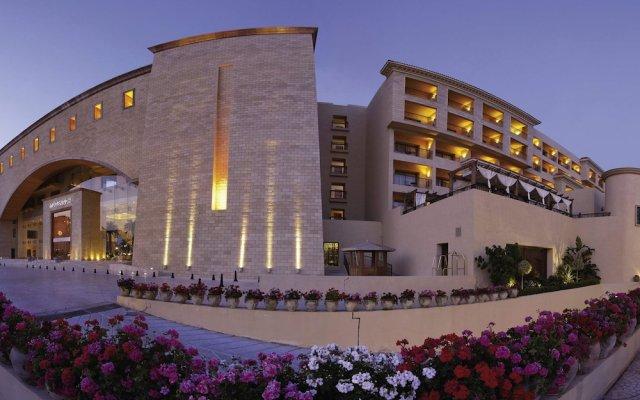 Отель Moevenpick Resort & Spa Sousse Сусс вид на фасад