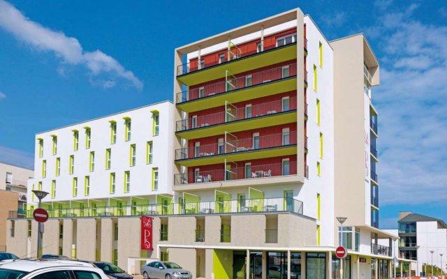 Отель Appart'City Confort Tours вид на фасад