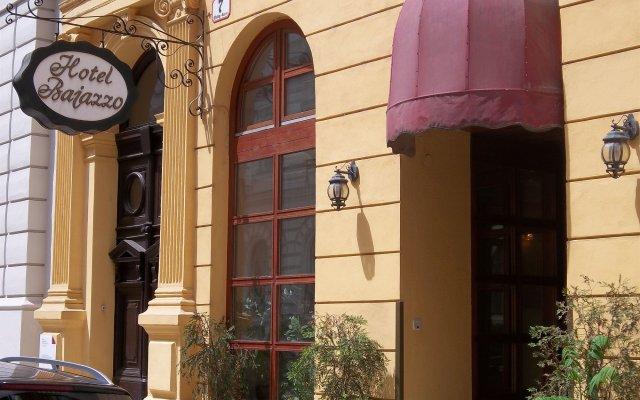 Отель Bajazzo Австрия, Вена - отзывы, цены и фото номеров - забронировать отель Bajazzo онлайн вид на фасад