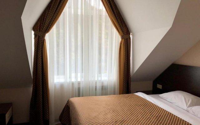 Гостиница Энергетик (Архыз) комната для гостей