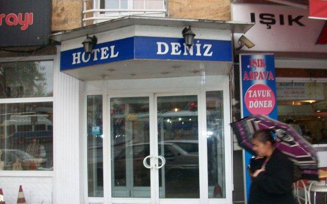 Deniz Hotel Турция, Анкара - 2 отзыва об отеле, цены и фото номеров - забронировать отель Deniz Hotel онлайн вид на фасад