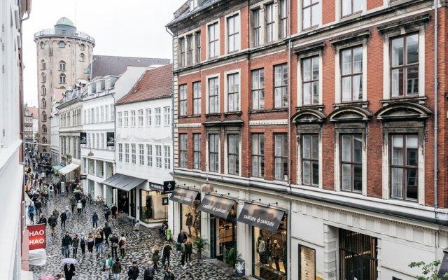 Апартаменты 3-bedroom Apartment in Copenhagen Копенгаген
