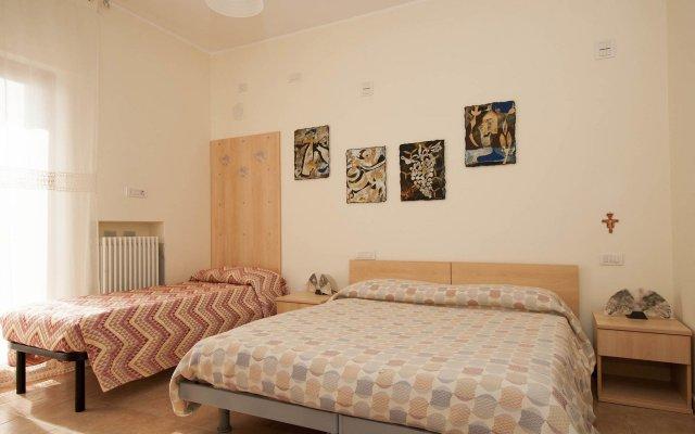 Отель Pozzo Misseo Матера комната для гостей