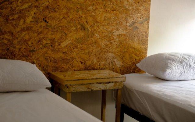 Отель Hostal Hidalgo - Hostel Мексика, Гвадалахара - отзывы, цены и фото номеров - забронировать отель Hostal Hidalgo - Hostel онлайн комната для гостей