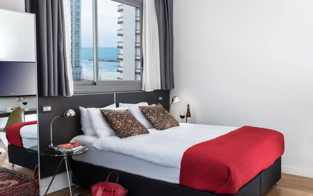 Olympia Tel Aviv Hotel – by Zvieli Hotels вид на фасад