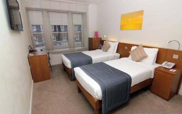 Отель Ambassadors Bloomsbury Великобритания, Лондон - отзывы, цены и фото номеров - забронировать отель Ambassadors Bloomsbury онлайн комната для гостей