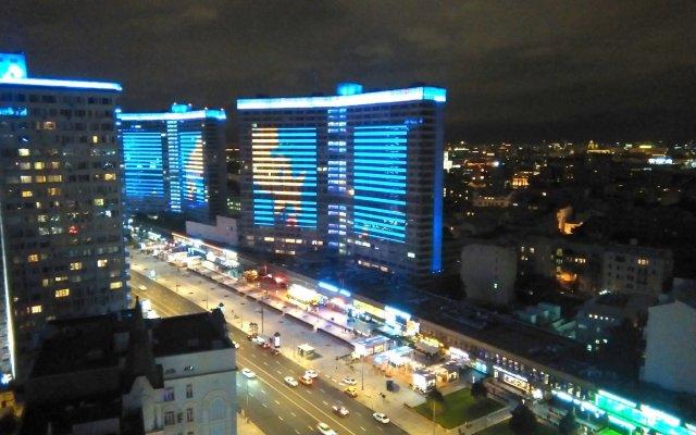 Гостиница Lakshmi Novy Arbat Panorama вид на фасад