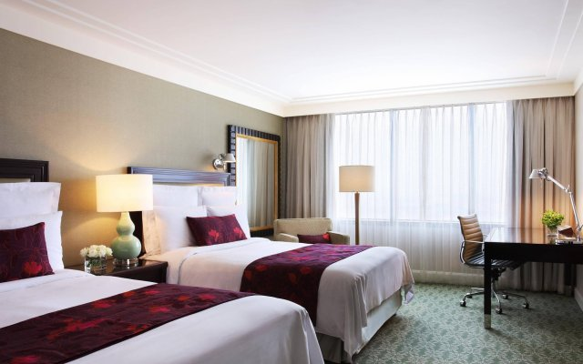 Отель JW Marriott Hotel Seoul Южная Корея, Сеул - 1 отзыв об отеле, цены и фото номеров - забронировать отель JW Marriott Hotel Seoul онлайн комната для гостей