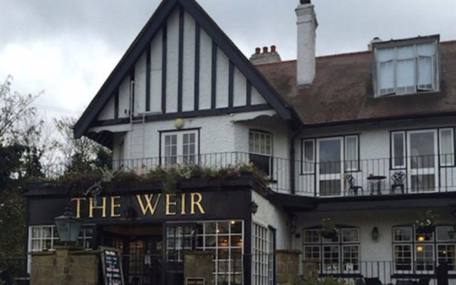 The Weir Hotel вид на фасад