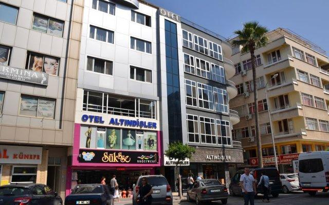 Altindisler Otel Турция, Искендерун - отзывы, цены и фото номеров - забронировать отель Altindisler Otel онлайн вид на фасад