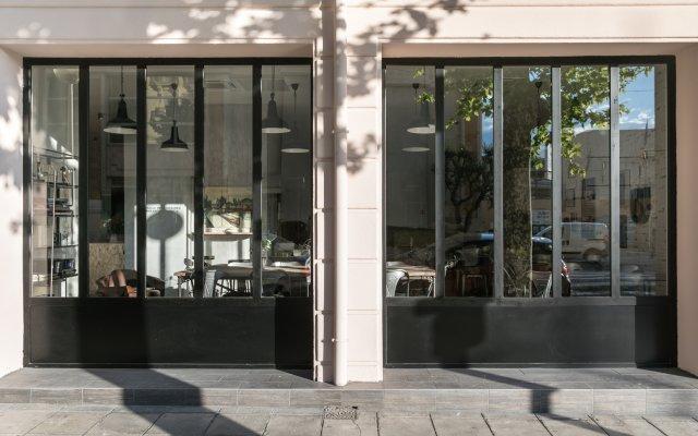 Отель So'Co by HappyCulture Франция, Ницца - 13 отзывов об отеле, цены и фото номеров - забронировать отель So'Co by HappyCulture онлайн вид на фасад
