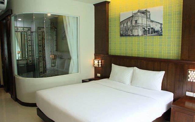 Отель Supicha Pool Access Hotel Таиланд, Пхукет - отзывы, цены и фото номеров - забронировать отель Supicha Pool Access Hotel онлайн комната для гостей