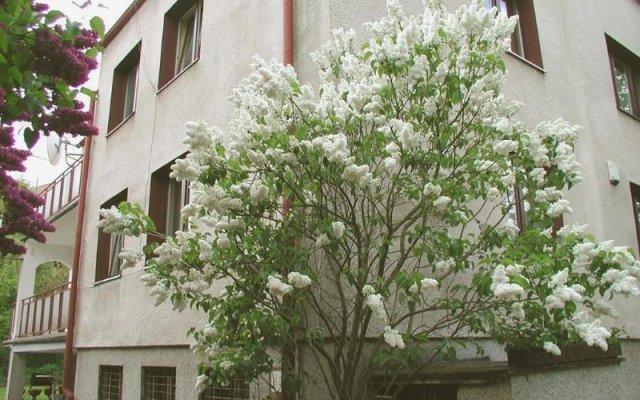 Отель Villa Sart Польша, Гданьск - 1 отзыв об отеле, цены и фото номеров - забронировать отель Villa Sart онлайн вид на фасад