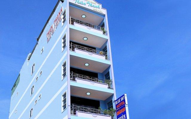 Thanh Thanh Hotel Нячанг вид на фасад