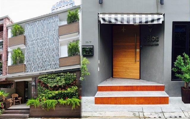 Отель S Bloc Saladaeng вид на фасад